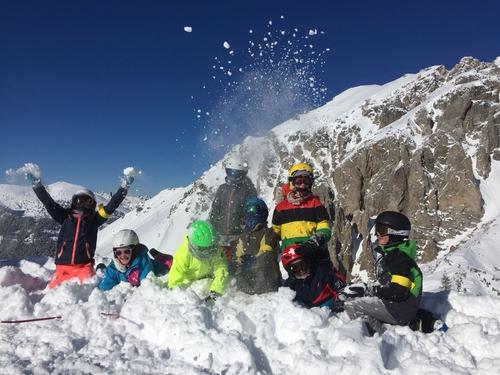 Skitag Malbun